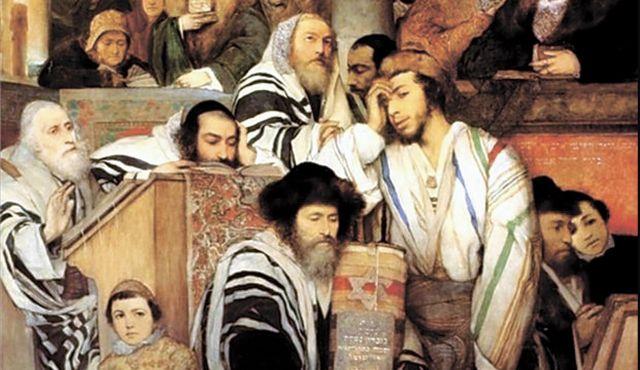 2014 12 07 | Kartą sinagogoje