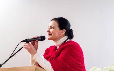 Sveikiname pastorę Anželiką Krikštaponienę sėkmingai apsigynus diplominį darbą