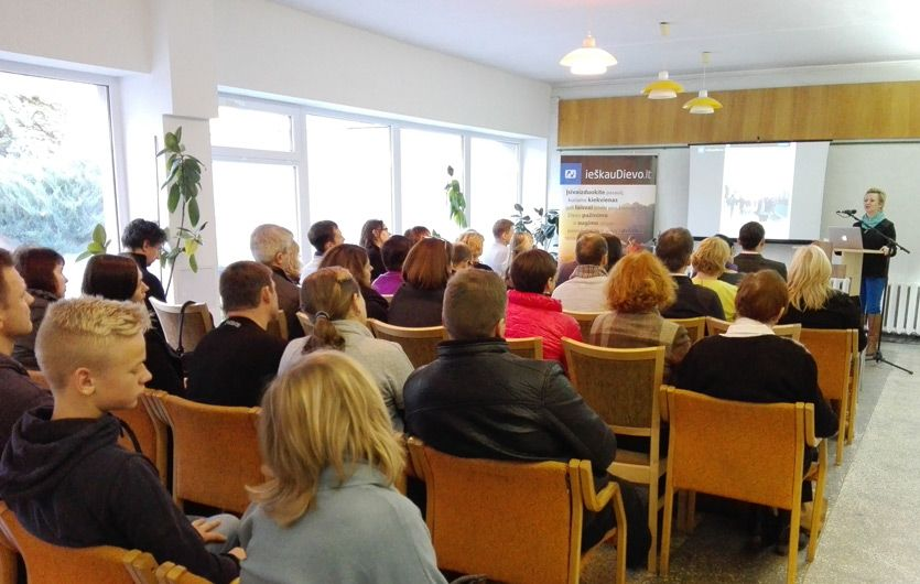 Sielovadininkų seminaras