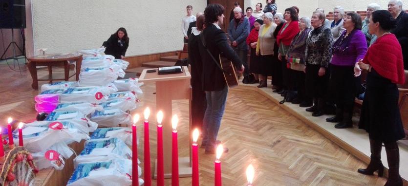 """Kalėdinė šventė """"Betliejus – duonos namai"""""""