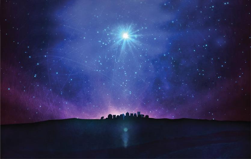 Eikim į Betliejų ir pažiūrėkime, kas ten įvyko, ką Viešpats mums paskelbė