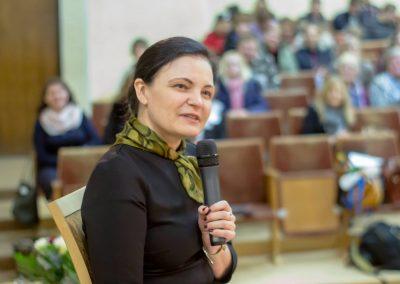 Pastorė Anželika Krikštaponienė