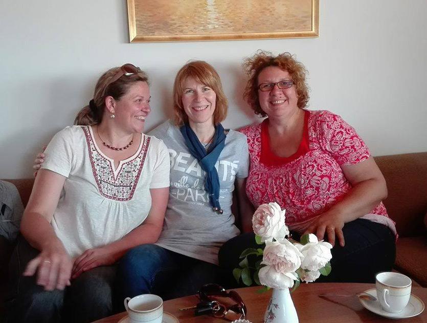 Vitalija, Rasa ir Jūratė