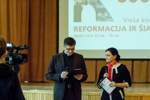 "Fotoreportažas: ""Reformacija ir šiandiena"""