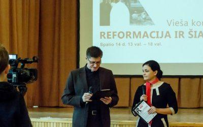 Reformacija ir šiandiena