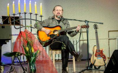 Poezijos ir muzikos popietė