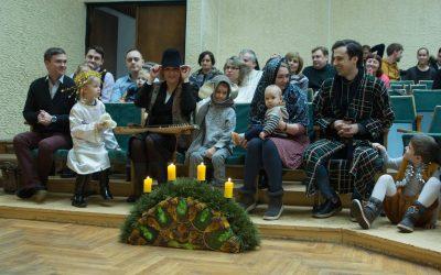 Kalėdos bažnyčioje