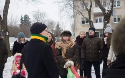 Ekskursija Lietuvos 100 – proga