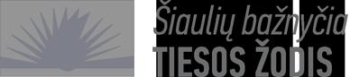 """Šiaulių bažnyčia """"Tiesos žodis"""""""