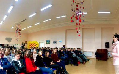 Lietuvos gimnazijas pasiekė švietėjiška iniciatyva apie prekybos žmonėmis pavojus