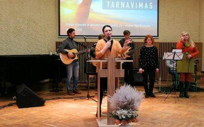 2019 01 27 | Garbinimo ir maldos sekmadienis (I) (Video)