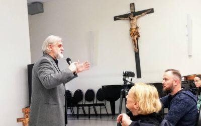 Šventojo Rašto studijos (II dalis) (Foto ir video)