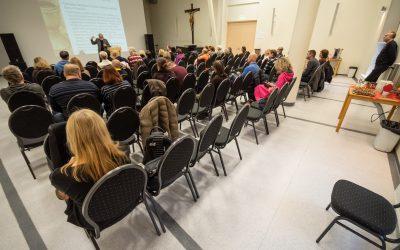 Šventojo Rašto studijos (III dalis) (Foto ir video)