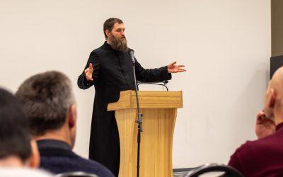 Ekumeninės Šventojo Rašto studijosŠiauliuose (Video)