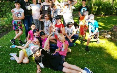 """Vaikų-paauglių dienos stovykla """"Kodas: P.L.A.N.AS"""""""
