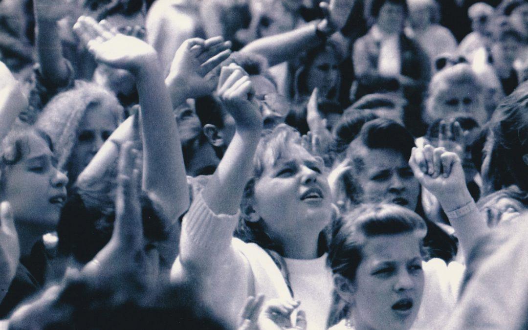 Dvasios uždegti – 1989 / 1991 metai (I)