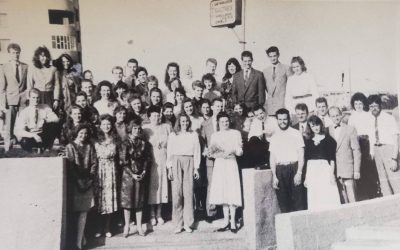 Biblijos mokykla ir studentų evangelizacijos mieste, 1991 – 1993 m.