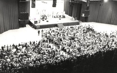Gyvosios Evangelijos konferencija Vilniaus koncertų ir sporto rūmuose, 1992 metai